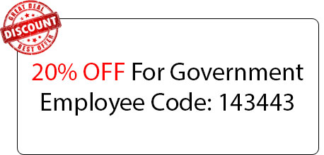 Government Employee 20% OFF - Locksmith at Willowbrook, IL - Willowbrook Il Locksmith