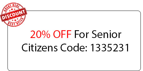 Senior Citizens 20% OFF - Locksmith at Willowbrook, IL - Willowbrook Il Locksmith